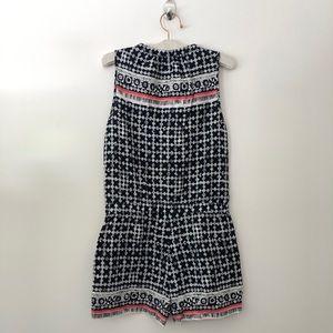 Ann Taylor Shorts - Ann Taylor Loft Romper XS Shorts X Print Pattern